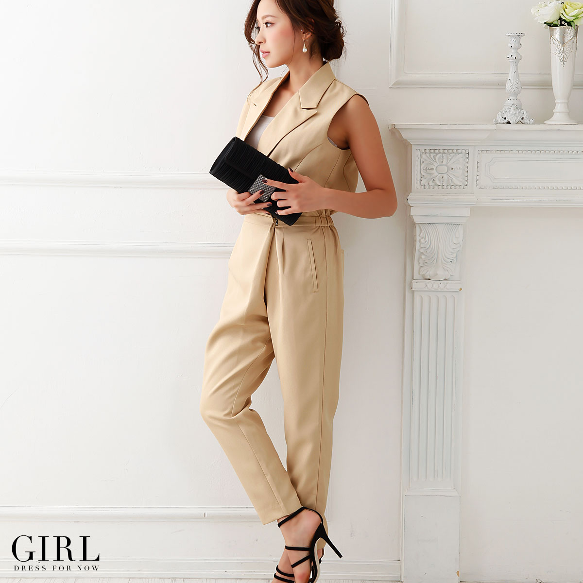 Girl ok rakuten global market prom dress pants dress dress prom dress pants dress dress invited large size party dress pants style shorts all in ombrellifo Images