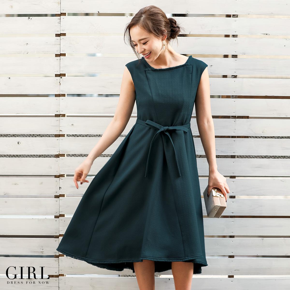fdf957c02c634 ... パーティードレス大きいサイズ30代20代結婚式ワンピースドレスお呼ばれパーティドレス二次会 ...