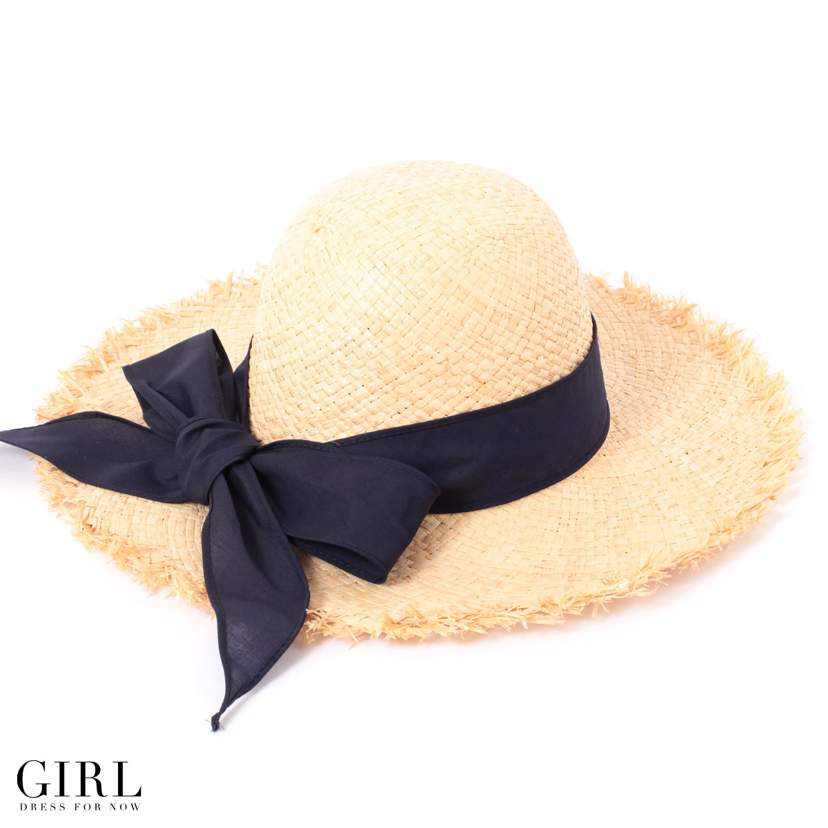 609218bf The design straw hat straw hat hat straw hat hat UV measures ultraviolet  rays cut broad ...