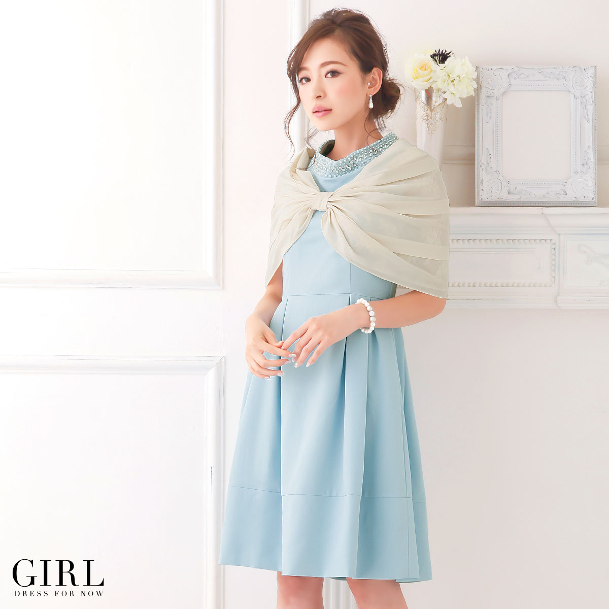 Dress shop GIRL   Rakuten Global Market: Cape scarf wrap reversible ...