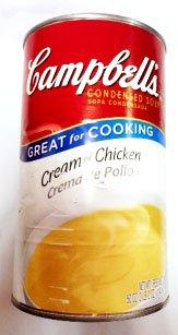 大容量サイズのケース販売!【Campbell's】キャンベル 濃縮スープ クリームチキン 1410g ×12 cream of chicken