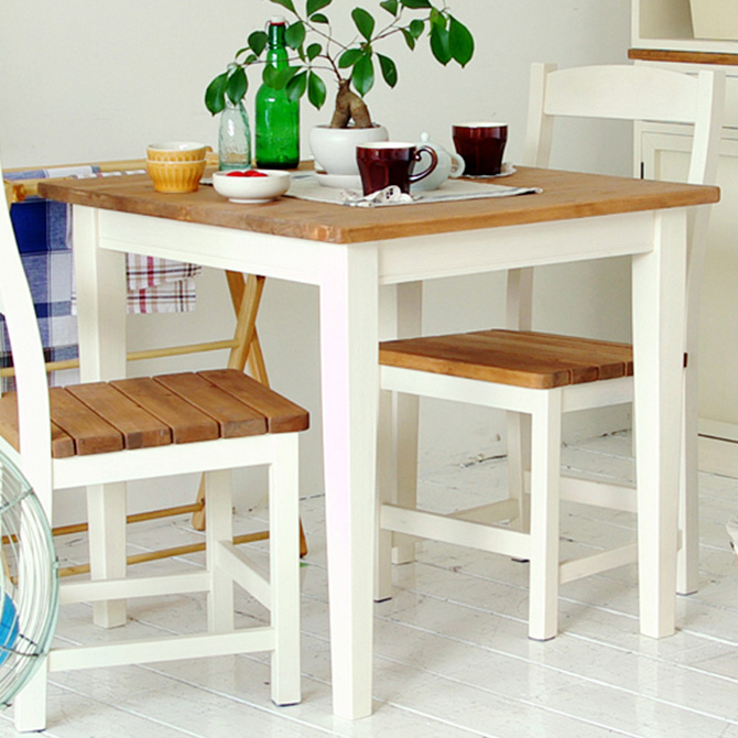 nora. ノラ mam(マム) cresson(クレソン) 75テーブル ダイニングテーブル 無垢 北欧 木製 幅75 ダイニング テーブル シンプル ナチュラル おしゃれ