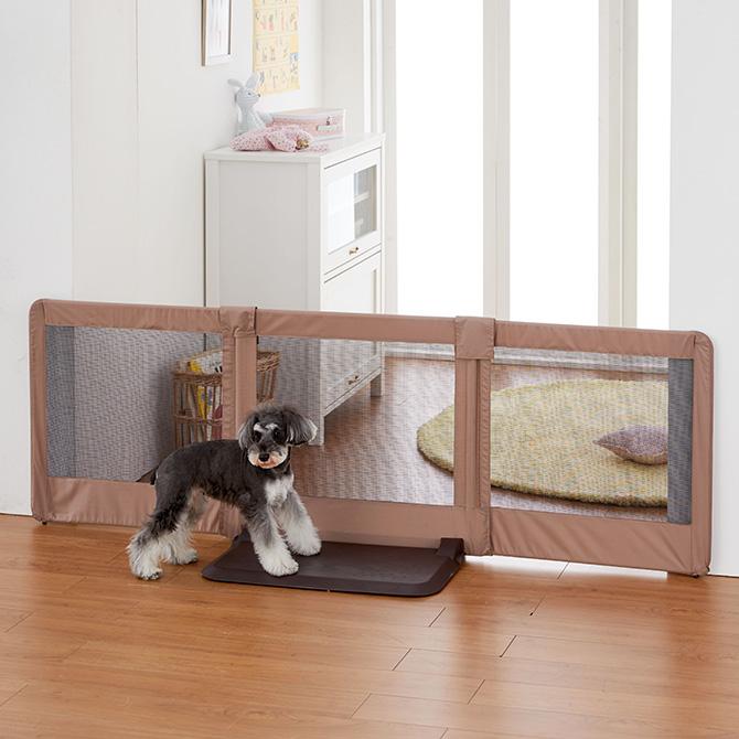 大切なペットへ ベビー品質で安心のペットゲートL PET SELECT by nihonikuji ペットゲート おくだけとおせんぼL 【メッセージカード対応】 ペットゲート ケージ サークル 小屋 ゲート 犬 イヌ 超小型犬 小型犬 ペット