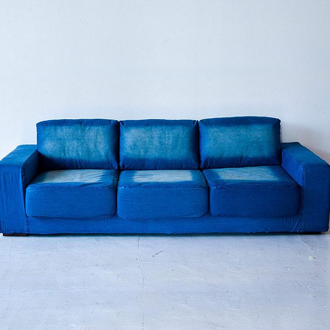 journal standard Furniture ジャーナルスタンダードファニチャー FRANKLIN ソファ デニム 2人掛け ジャーナルスタンダード 家具 デニムソファ 2人掛け ソファー ソファ おしゃれ カバーリング ローソファー ビンテージ