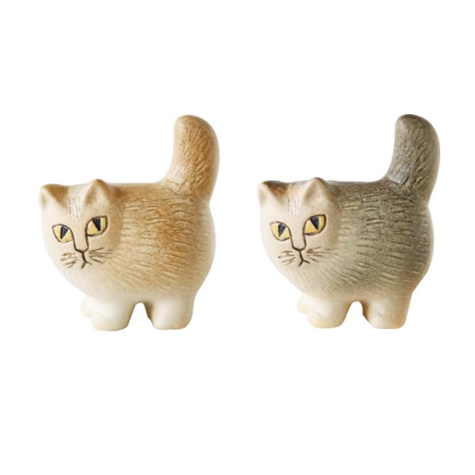 LISA LARSON リサ・ラーソン Moa Mini モア ミニ 【ラッピング対応】 リサラーソン リサ・ラーソン 置物 猫 ネコ 陶器 可愛い ギフト プレゼント 誕生日