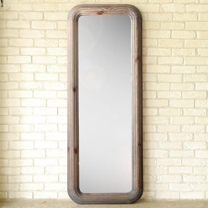 MOSH モッシュ REGEN レーゲン ミラー 60×160cm 全身鏡 アンティーク おしゃれ 姿見 鏡 ミラー 60 ビンテージ ヴィンテージ インテリア
