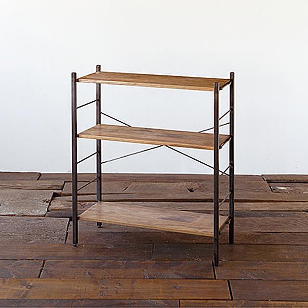 ACME Furniture アクメファニチャー GRANDVIEW SHELF アクメファニチャー ACME ラック オープンラック シェルフ 棚 アイアン スチール 木 ビンテージ