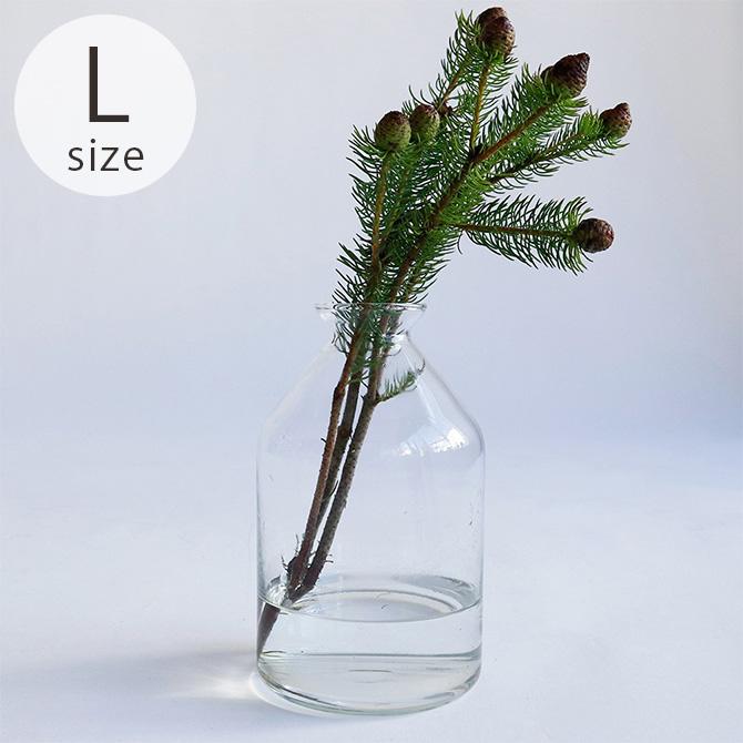 <title>当店限定販売 リサイクルガラスのシンプルでおしゃれなフラワーベース Horn Please ホーン プリーズ リューズガラス フラワーベース フィンカ L ラッピング対応 花瓶 ガラス シンプル おしゃれ 透明 グラス ベース 北欧</title>