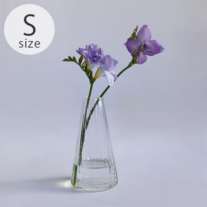 <title>リサイクルガラスのシンプルでおしゃれなフラワーベース Horn Please ホーン プリーズ リューズガラス フラワーベース クーレライン アルブ S 世界の人気ブランド ラッピング対応 花瓶 ガラス シンプル おしゃれ 透明 グラス ベース 北欧</title>