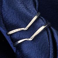 結婚指輪【10大特典あり】送料無料『マリッジリング ダイヤモンドリング K18ホワイトゴールド 』ペアリング|ペア|プラチナリング||シンプル|2本セット|彼女|誕生日プレゼント|女性|刻印無料(文字彫り/文字入れ)