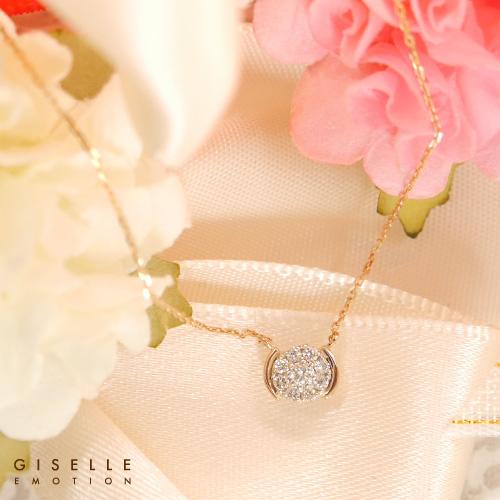 【半額!スーパーセール】【送料無料】『ダイヤモンド0.1カラット 18金ネックレス』 ネックレス|レディース|PT900|K18|ピンクゴールド|一粒ダイヤ|コンビ|おしゃれ|人気|妻|ギフト|彼女|誕生日プレゼント|女性|結婚記念日|母の日
