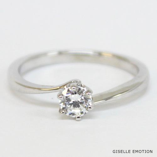 婚約指輪 0.3ct【10大特典あり】『エンゲージリング ダイヤモンドリング K18WG』|プラチナリング|リング|サイズ直し無料|結婚記念日|彼女|誕生日プレゼント|女性|エンゲージリング|刻印無料