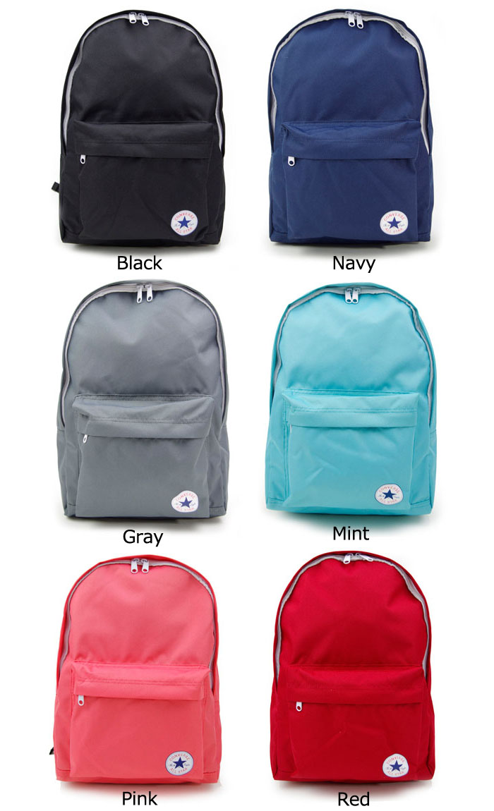a06c2782b47c 11 12 to all backpack to school converse CONVERSE 17712600 patch print  daypack next backpack high school students in more than 2