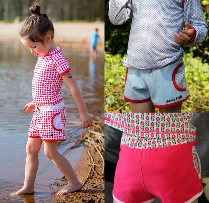 7ab372a5eb Shorts kids surf pants PSP010115 ducksday 4-year-old 6-year-old shorts  amphibious cars girls boys girls boys unisex