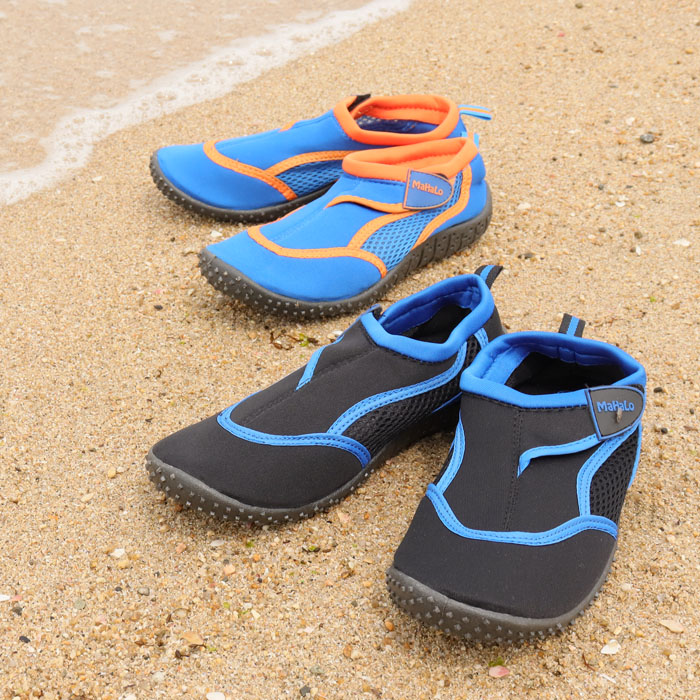 Marine Shoes Junior Kids Children Water Beach Ya572 Aqua Flip Flops Snorkeling Ring Leisure Underwater Uni