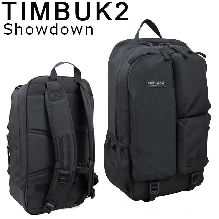 リュック ティンバック2 TIMBUK2 バックパック リュックサック Showdown Laptop Backpack OS ショウダウン 22L 34636114 スポーツ アウトドア デイパック カジュアルバッグ 自転車 通勤 通学 おしゃれ メンズ レディース 送料無料