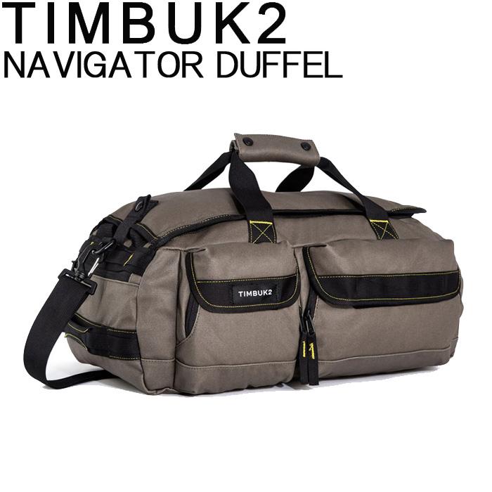 TIMBUK2 ボストンバッグ ダッフルバッグ NAVIGATOR DUFFEL BAG S ARMY/ACID 59224484 メンズ レディース ティンバック2 トラベルバッグ スポーツバッグ アウトドア カジュアル バックパック 2WAY 鞄 旅行 送料無料