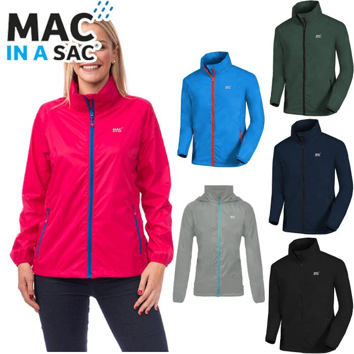 Windbreaker waterproofing jacket men MIAS Origin MAC IN A SAC six colors  medium size Jacket MIASOR rainwear adult Ireland North Europe