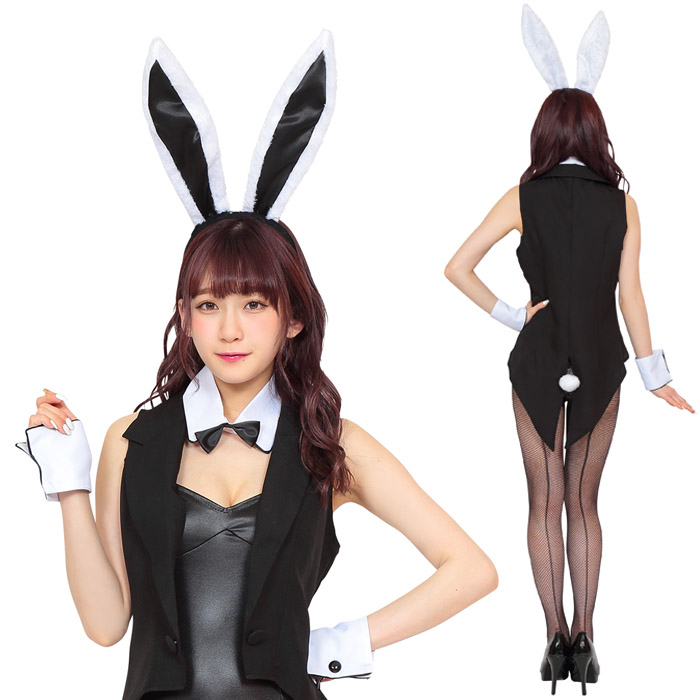 726a745c1e9 Halloween costume play clothes Lady's bunny girl costume palpitation  graffiti VIP luxury bunny disguise disguise event ...
