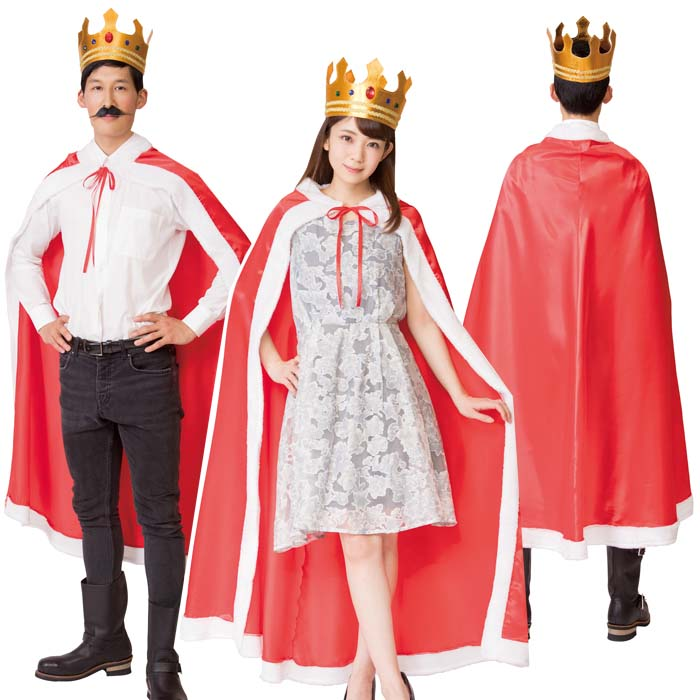 king halloween costume play disguise king men koss costume adult crown king mantle disguise clothes disguise banquet event party