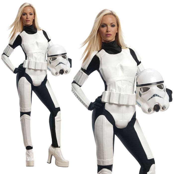 Star Wars Halloween Costumes.Harrow In Costume Play Clothes Disguise Lady S Star Wars Star Wars Stormtrooper Costume Harrow In Event Halloween Halloween