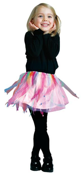 ハロウィン 衣装 子供 女の子 コスチューム ピンクレインボー チュチュ Pink Rainbow 全国一律送料無料 イベント あす楽 入荷予定 コスプレ Tutu ハロウィンパーティー ハロウイン ハロウィーン 仮装