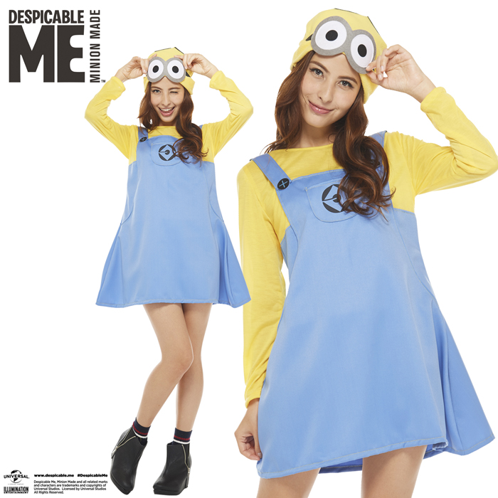 halloween costume play clothes character adult minion gap dis costume adult minions for women costume 95924 halloween party harrow in event halloween