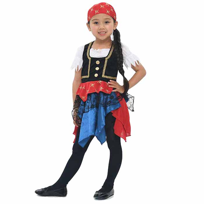 zakka green | Rakuten Global Market Halloween costumes kids costume pirate temporary instrumentation KORENARA pirates kids girl costume Halloween events ...  sc 1 st  Rakuten & zakka green | Rakuten Global Market: Halloween costumes kids costume ...