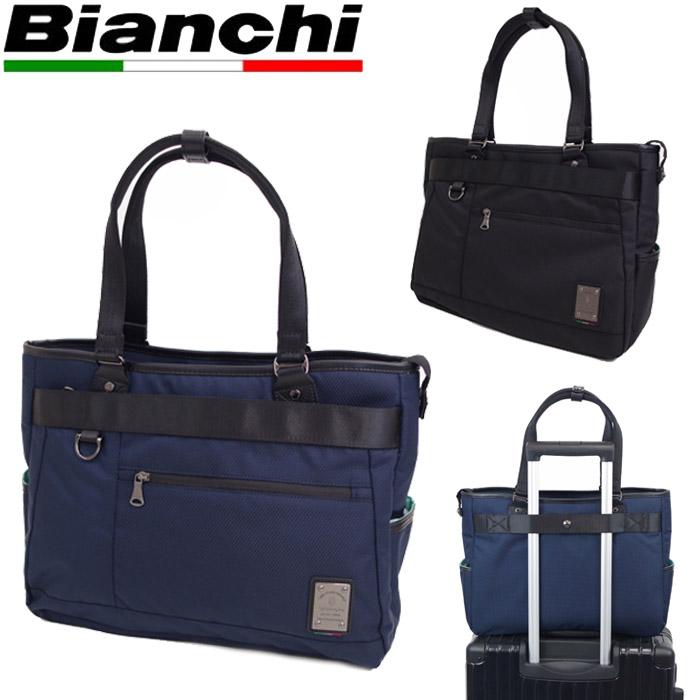 c98485adb860 Bianch/ビアンキ バッグ ビジネスバッグ キャリーオンバッグ トート メンズ トートバッグ ブラック/ネイビー