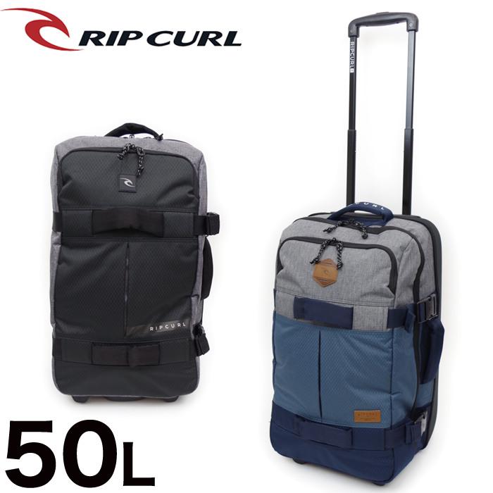 1523cc454e0b Lip curl RIP CURL carry case carrier bag software carry men   Lady s black    navy 50L V02-922 F-LIGHT TRANSIT surf brand trip business trip