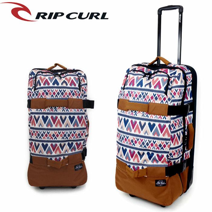 リップカール キャリーケース ソフトキャリー キャリーバッグ メンズ レディース CRM 95L RIPCURL V04-950 トラベルバッグ スーツケース サーフ 旅行 送料無料