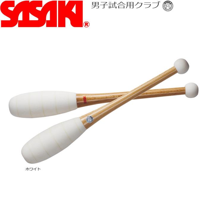 ササキ 男子新体操 試合用 クラブ M-370 SASAKI ササキスポーツ 男子新体操用品 スポーツ用品