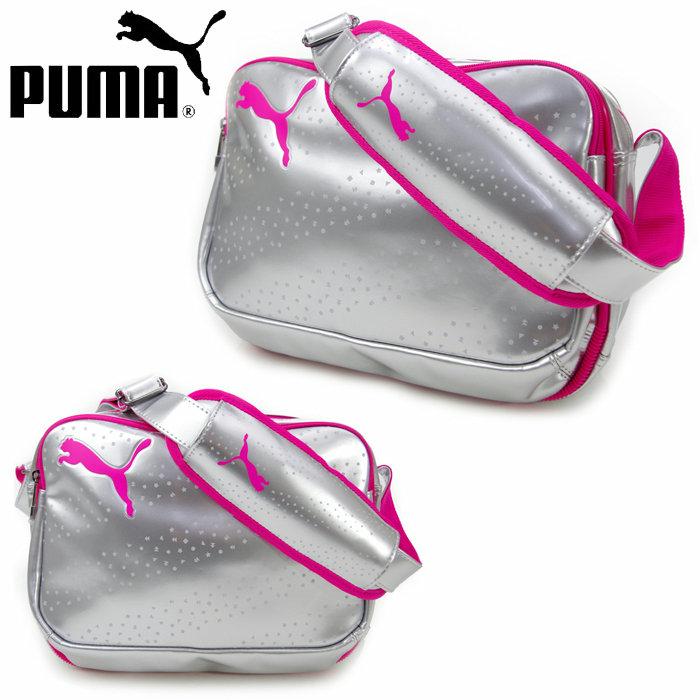 牙釉质回体育袋彪马 PUMA TS 猫 073276 挎包学校