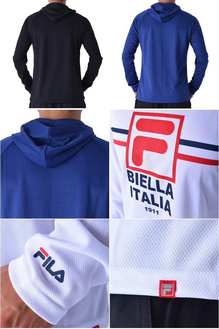 fila hoodie mens