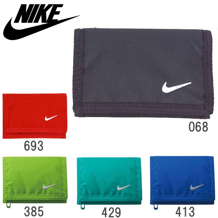 super popular 13e20 40e15 Mens wallet tri-fold NIKE Nike NS1002 wallet Womens unisex