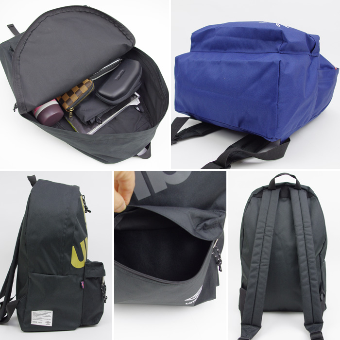 Luc mens Umbro soccer bags UJS1650 daypack backpack Womens unisex 7b05d0e4a6