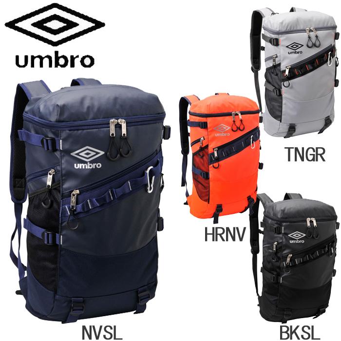 アンブロ リュック バックパック メンズ/レディース 4color 33L UUALJA02 UMBRO リュックサック スポーツバッグ デイパック 通学 通勤 送料無料