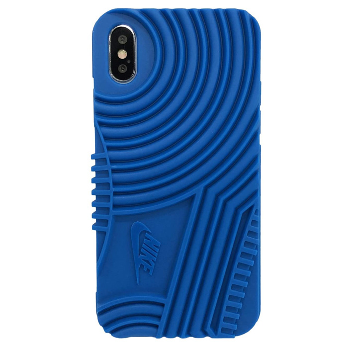 new product bb3de 6f4cf Operation Shin pull cover iphone7 iphone8 iphoneX is dressed up with  putting iphone case fashion smartphone case silicon NIKE Nike air force 1  men's ...
