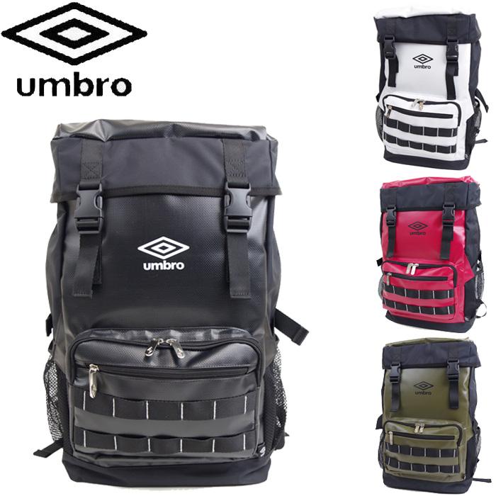 cfc2808ad8ac UMBRO/アンブロ リュック メンズ/レディース サッカー バックパック シリーズ2 ターポリン 全4色 ...