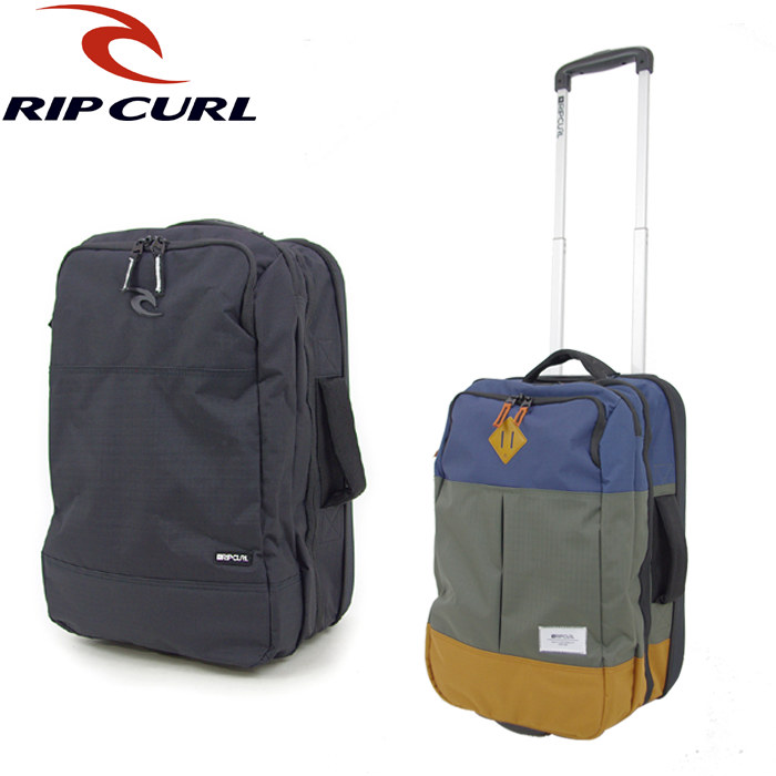 5f291dc6f52f5 Carry bag on board carry-on case Rip Curl RIP CURL X01940 31L soft domestic  line carry-on size soft carry surf brand travel bag men women