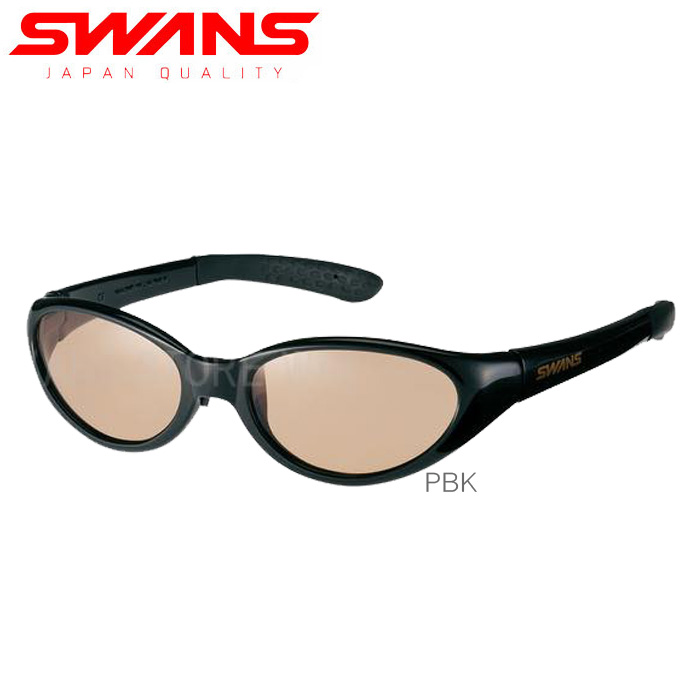 2ef9d6a8be9 Eyewear sports watching games outdoor sports fishing for the swans  sunglasses kids Jr. glass black SWANS KG1-0005 UV cut youth child