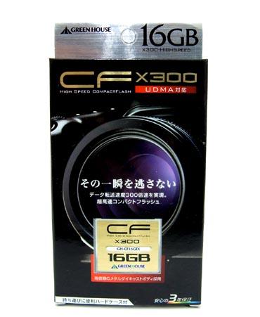 UDMA対一眼レフカメラに最適な超高速300倍速 ランキングTOP10 コンパクトフラッシュ 送料無料 CF16GTX メイルオーダー