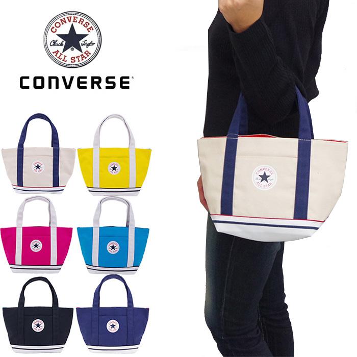 CONVERSE Converse tote bag mini-canvas all-stars logo small shark handbag  bag men gap Dis mini-tote bag navy   black   off-white 3L C1851074 light  weight ... 77466def1d