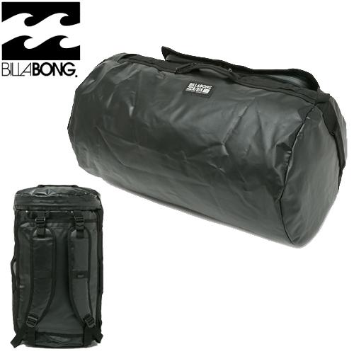 ビラボン リュック メンズ/レディース ダッフルバッグ 2way ボストンバッグ ドラムバック BILLABONG MAVERICKS LITE 45L AI011926 ブラック リュックサック スポーツバッグ 大容量 通勤 通学 送料無料
