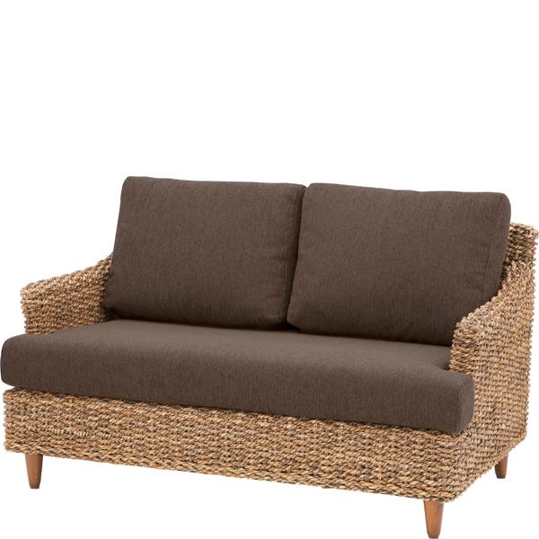 【店内全品送料無料】 ソファ チェア 椅子 2人掛け ナチュラル ウッド