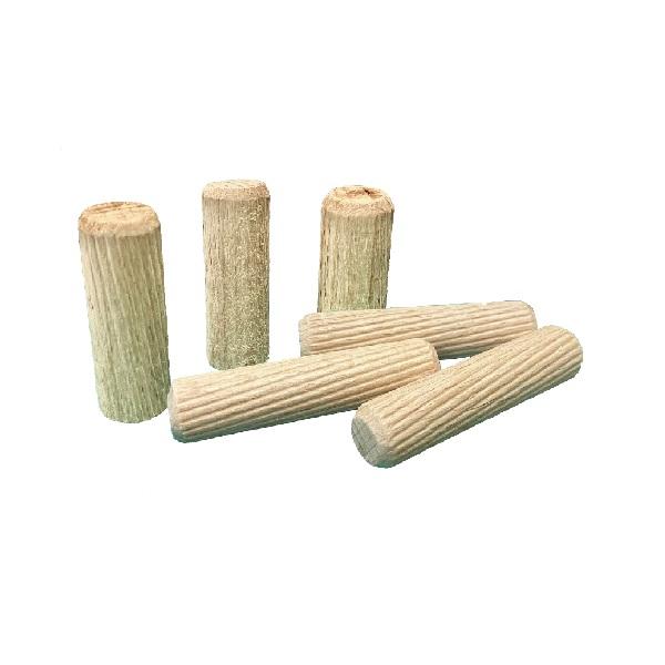 工作用DIY用木工ダボ 日本全国 送料無料 6x40 100本入 売り出し