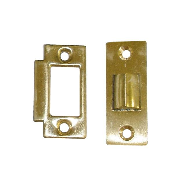 三角戸バネ 別倉庫からの配送 高品質新品 扉開閉 少々 真鍮三角ゴンべ