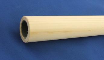 補強管入 木製パイプ ヒノキパイプ 送料無料でお届けします φ25用φ25x1820 1820mm 即出荷