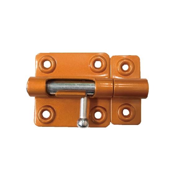 簡単な戸締り用金物としてどうぞまた 輸入 補助錠としてもつかえます 簡単な戸締り 小 箱やケースの蓋の開閉に塗ラッチ 日本製 ゴールド