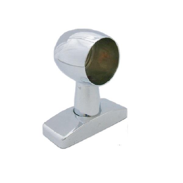 大好評です パイプ支持 パイプジョイント 首が回るストレッチブラケット止Φ32mm パイプ接続 予約販売品